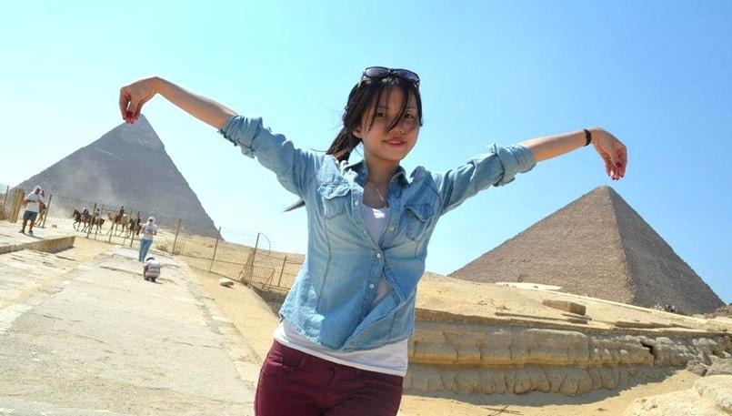 Call girl in El Giza